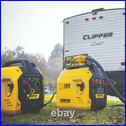 Champion Power Equipment Gasoline Powered Inverter Generator 2500W 79 cc Engine
