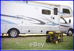 Champion Power Equipment Portable Generator 3550-W Gasoline Powered Push Start