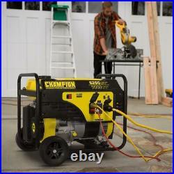 Champion Power Equipment-Portable Generator-6250/5000-Watt Gasoline Powered