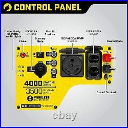 Champion Power Equipment Watt DH Series Open Frame Inverter Remote Start Premium