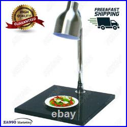 Commercial 250W Electric Food Warmer Heating Lamp For Kitchen Equipment