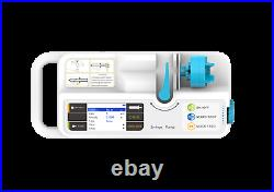 Contec SP950 Syringe Pump KVO Injection equipment 2.8'' LCD rechargeable Battery