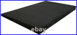 DJ Facade Equipment Heavy Duty 5/8 Wood Portable Folding Booth Carpet
