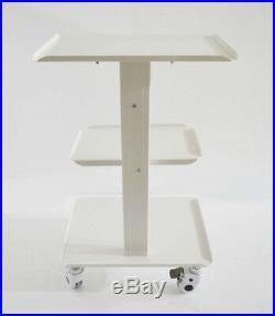 Dental Equipment Mobile Steel Cart Portable Assemable