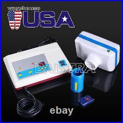 Dental Portable X-Ray Machine Unit BLX-5 Mobile Digital Equipment 8000MA Power