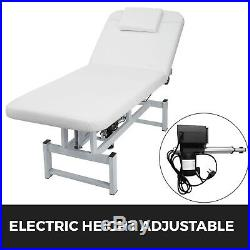 Electric Massage Facial Table Bed Chair Beauty Spa Salon Equipment Barber Beauty
