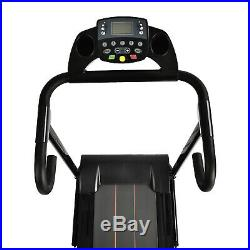 Electric Motorized Treadmill Folding Running Machine Portable Equipment 1100W