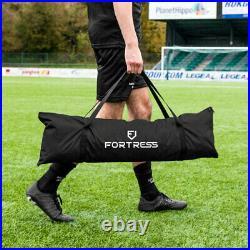 FORTRESS Portable Baseball Pitchers Target 9X STRIKE ZONES + 3 MIN ASSEMBLY