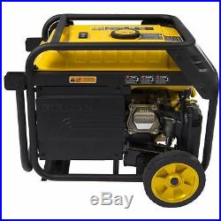 Firman Power Equipment Dual Fuel Gas/Propane 4550With3650W Watts Generator H03652
