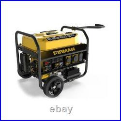 Firman Power Equipment P03603 Gas Powered 3650-4550 Watts Portable Remote Sta