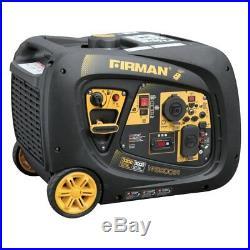 Firman Power Equipment W03082 Gas-powered 3300/3000 Watt Electric Start