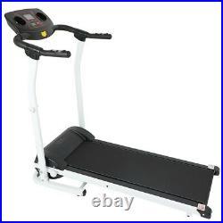 Folding Electric Treadmill Portable Running Machine Home Gym Fitness Equipment