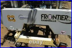 Frontier OS31 portable sawmill Local pick up only