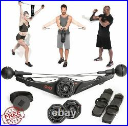 Full Body Portable Gym Equipment Set Exercise Home Indoor Technology Strength