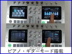 GODJ Plus All-in-one portable DJ equipment full digital speaker Silver jp