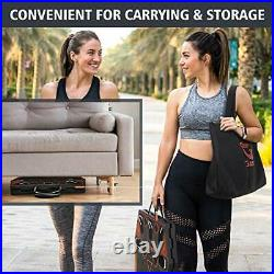 Gonex Portable Home Gym 10 In 1Home Workout Equipment with Ab Roller Wheel3-S