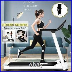 HQ 450W Treadmill Electric Motorized Folding Running Machine Portable Equipment