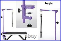 High Quality Professional Equipment Foldable Grooming Arms Avaliable in 3 colors