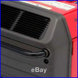 Honda Power Equipment EU3000IS 3000W 120V Portable Home Gas Power Generator