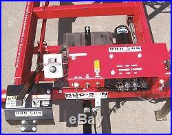 Hud-Son Forest Equipment H360 Portable Sawmill Lumber Making Bandmill