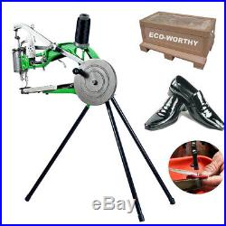 Industrial Manual Shoe Making Sewing Machine Shoe Leather Repair Stitching Equip