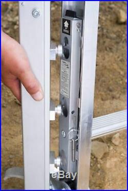 Ladder Leg Leveler For Stairways Unlevel Ground Tool Workshop Equipment Werner