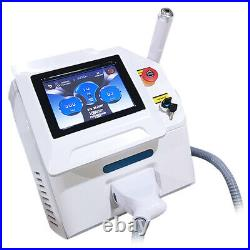 Laser Pico Picosecond Machine Tattoo Eyebrow Pigment Removal Skin Care Equipment