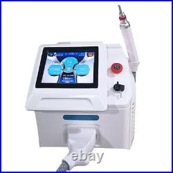 Laser Pico Picosecond Machine Tattoo Pigment Removal Wrinkle Skin Care Equipment