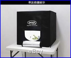 Light Box Kits Background Equipment LED Portable Photo Studio Photography
