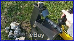 MIGHTY MILL portable mini rock crusher for gold prospecting, sampling, SEE VIDEO