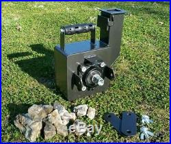 MIGHTY MILL portable mini rock crusher for gold prospecting, sampling, frit NEW
