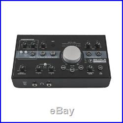 Mackie Big Knob Studio Monitor Controller And Interface Pro Audio Equipment