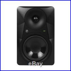 Mackie MR624 2 Way Powered Studio Monitor 6.5 Single Pro Audio Equipment NEW