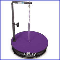 Master Equipment Small Pet Grooming Table Purple Tables Dog Supplies