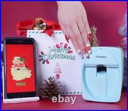 Nail printer machine O'2NAILS M1 portable mobile art equipment for home