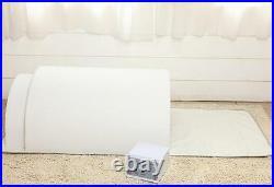 New Infared Cabinet/Far Infrared Sauna Dome Beauty Salon Equipment Dual Temp Box