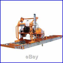 Norwood LumberPro HD36 Portable Sawmill-16HP Briggs & Stratton Engine