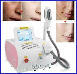 OPT SHR IPL Laser Salon Equipment Skin Care RF Hair Removal Beauty Machine GO