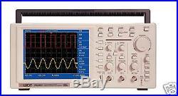 OWON portable DIGITAL STORAGE OSCILLOSCOPE 25MHz 5022S