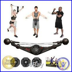 OYO Personal Gym Full Body Portable Gym Equipment Set for Exercise