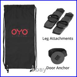 OYO Personal Gym Full Body Portable Gym Equipment Set for Exercise at Home, or