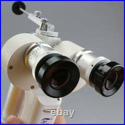 Ophthalmic equipment Handheld Portable Slit Lamp Microscope with CE Approval