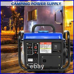 Outdoor Power Equipment Portable Gas Generator 4200W 120V Engine For Jobsite RV