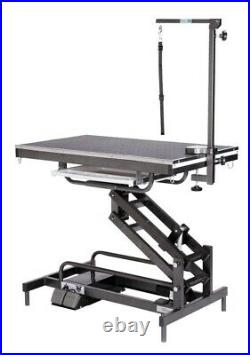 PRO Heavy Duty PET DOG CAT Grooming Master Equipment Electric Table