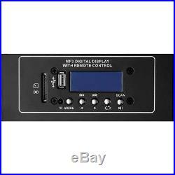 Party Loud Speakers 1500W Bluetooth Portable Dj Equipment Sound System karaoke