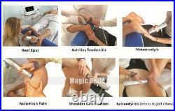 Physical Therapy Equipment Electromagnetic Shock Wave ESWT Machine with CE
