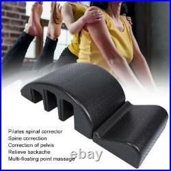 Pilates Spine Corrector Barrel Home GymFitness Portable Workout Equipment Train
