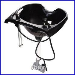 Plastic Shampoo Bowl Hair Sink Barber Shop Beauty Salon Spa Equipment Hair Cut