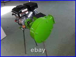 Portable 10 Gas Rock crusher pulverizer, Bullfrog Equipment gold mining. 48 lbs