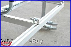 Portable & Collapsible 36 Chain Saw Mill Clamp on your Saw & Make Lumber